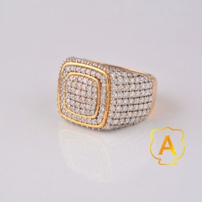 Men diamond Ring