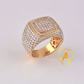 Men Diamond ring 2