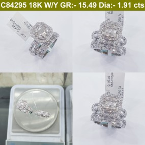SPECIAL FEMALE DIAMOND RING