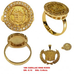 CADALLIC RING