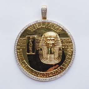 EGYPTIAN MUMMY CHARM