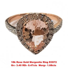 MORGONITE RING